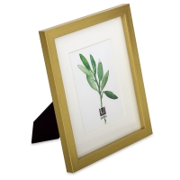 "Umbra Gallery Frame, Brass, 9"" x 11"""