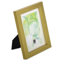 "Umbra Gallery Frame, Brass, 6"" x 8"""