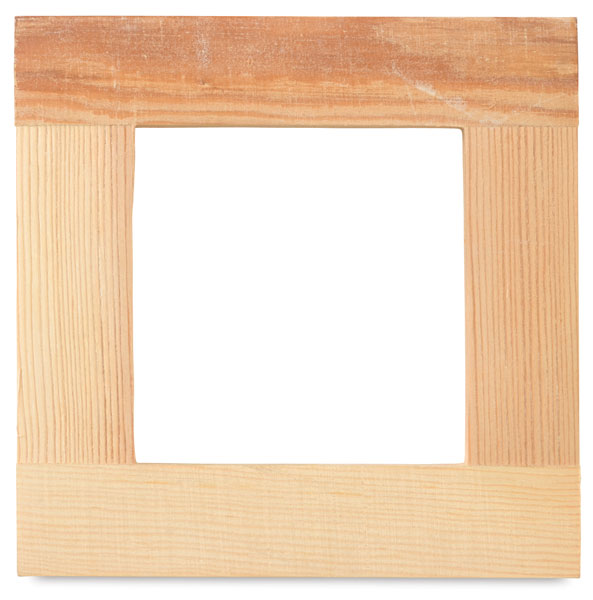 Unfinished Wood Frames - BLICK art materials
