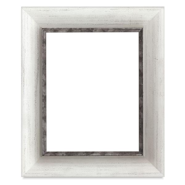 White w/Silver Liner