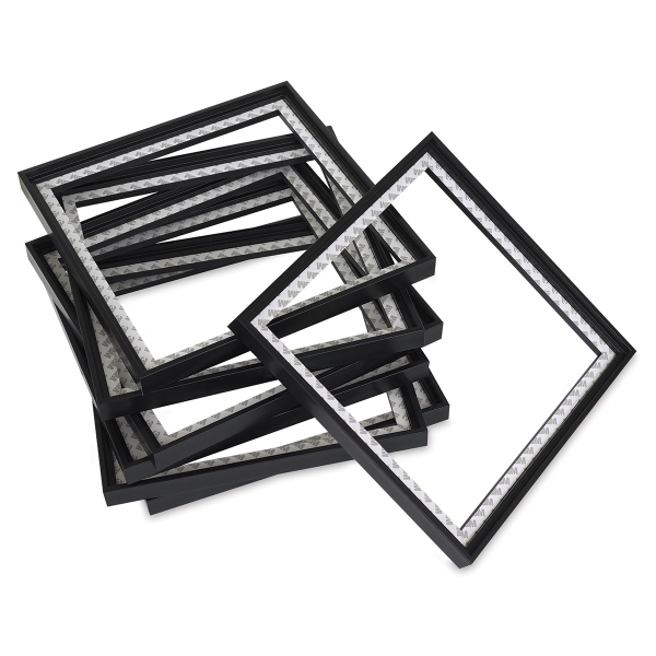 "Floater Frames, Pack of 7, 12"" x 12"""