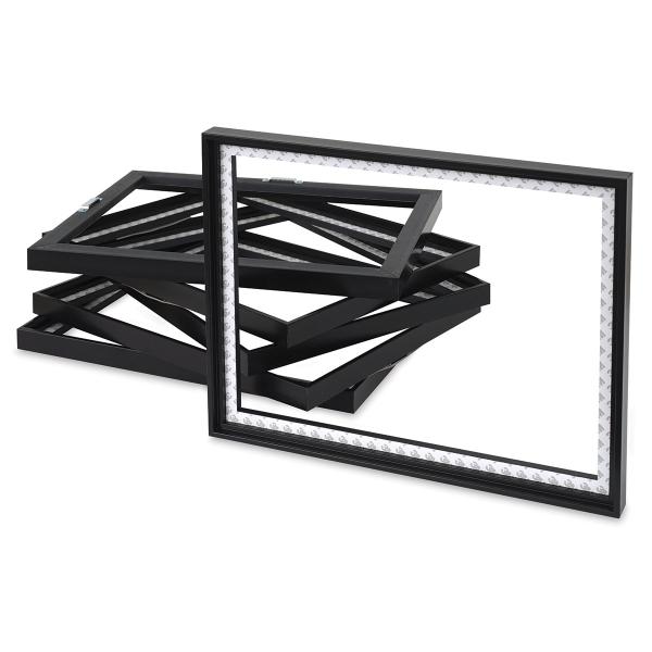 "Floater Frames, Pack of 6, 12"" x 16"""