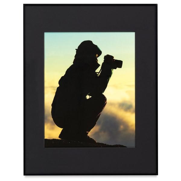 Photo Frame w/Black Mat