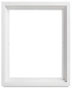 Floater Frame, White