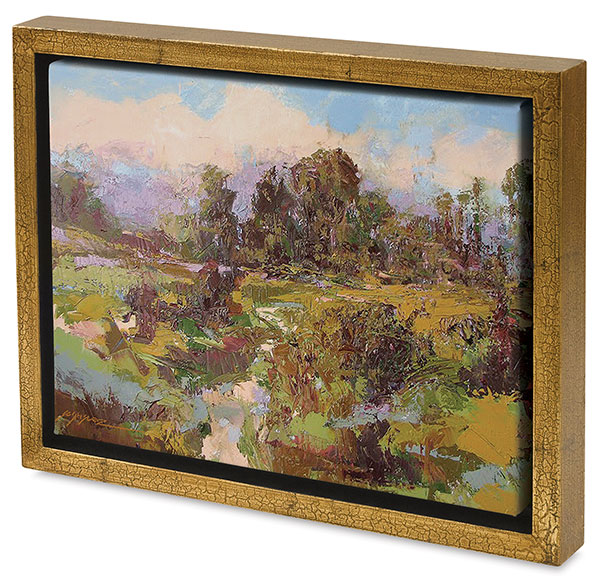 Blick Wood Floater Frames - BLICK art materials
