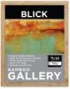 Blick Bamboo Gallery Frames
