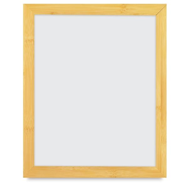 Blick Gallery Bamboo Frame, Light