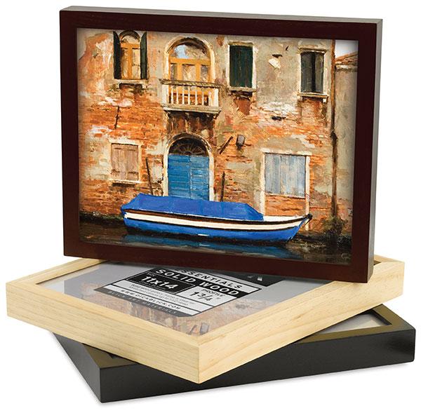 Blick Essentials Wood Gallery Frames - BLICK art materials