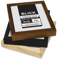 Blick Wood Gallery Frames