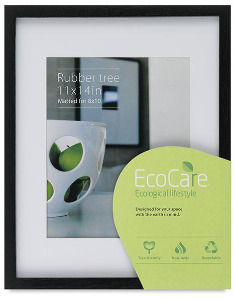 EcoCare Frame, Black Rubber Tree