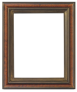 antique wood picture frames. Antique Burlwood With Bronze Wood Picture Frames Q