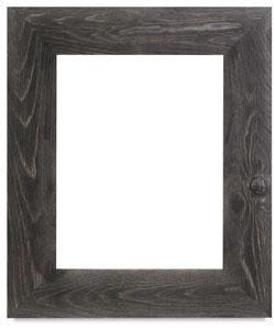 Gaviota Driftwood Frame, Charcoal