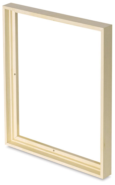 Maplewood Floater Frame, Natural