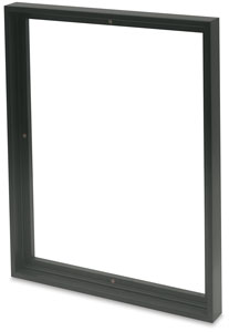Maplewood Floater Frame, Black