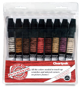 Wood Stains, Set of 9