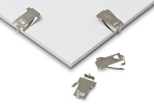 Ook Frameless Framing Clips Swiss