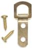 D-Ring Hanger, 2 Holes