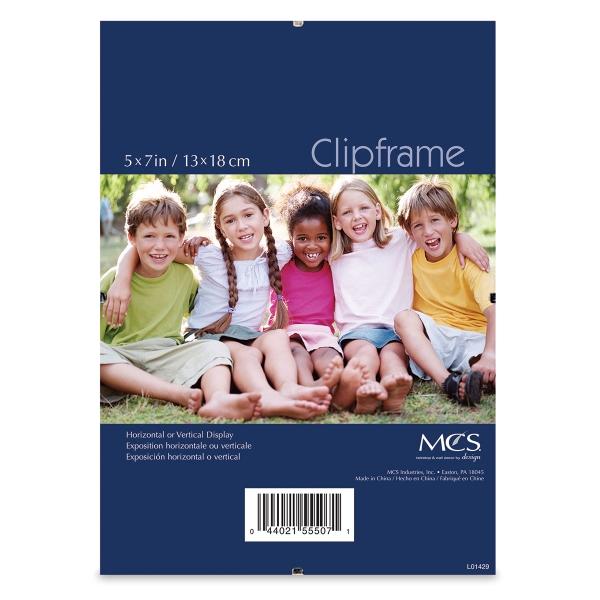 "Clip Frame, 5"" x 7"""
