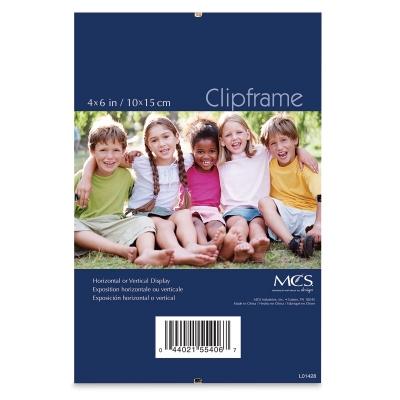 "Clip Frame, 4"" x 6"""