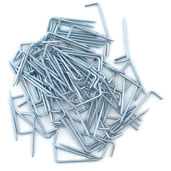 Exhibition L Pins, Box of 100