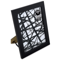 "Sheffield Frame, Black, 8-1/2"" x 11"""