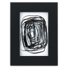 "Sheffield Frame, Black, 4"" x 6"""