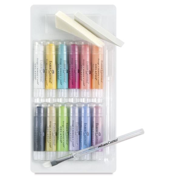 Mix & Match, Set of 15, Pastels