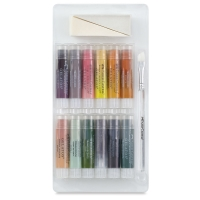 Assorted Translucents, 15-piece set
