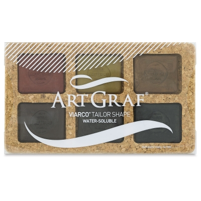 Earth Tone Colors, Set of 6