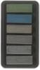XL Graphite Blocks, Set of 6
