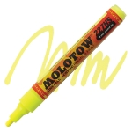 Neon Yellow Fluorescent
