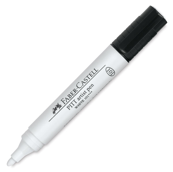 Opaque White Artist Pen
