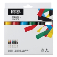Primary Colors, Wide, Set of 6