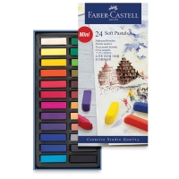 Soft Pastels, Set of 24