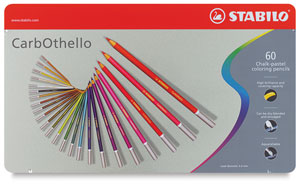 Pastel Pencils, Set of 60