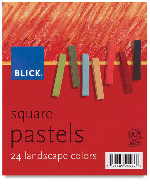 Landscape, Set of 24