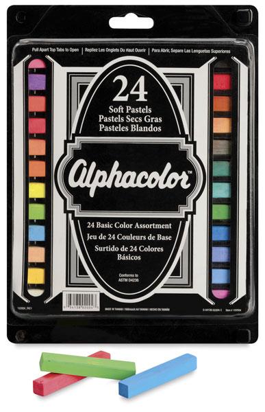 Basic Colors, Set of 24