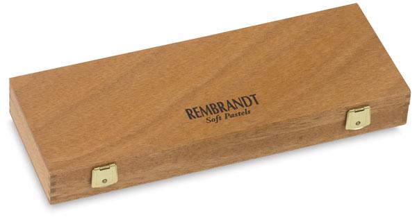 Set of 15, Assorted, Wood Box