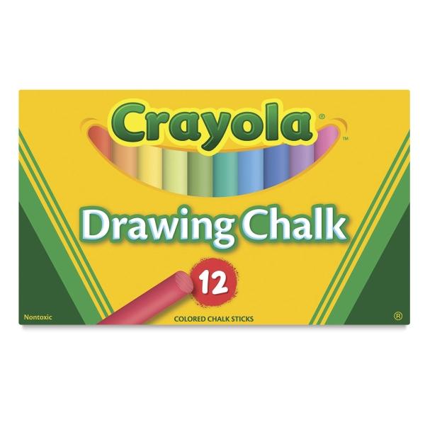 Box of 12 Chalks