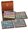 Set of 400, All Colors Complete, Deluxe Wooden Box