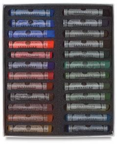 Dark Tones, Set of 24, Full Sticks