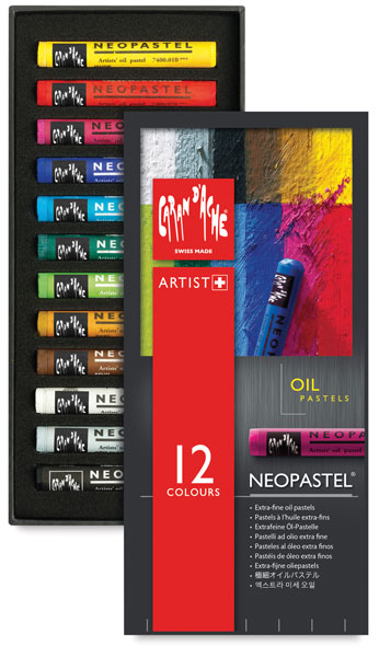 Neopastels, Set of 12