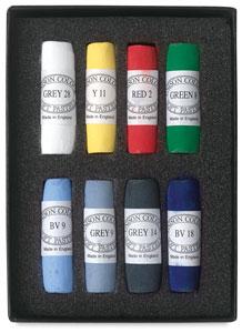 Set of 8, Starter Colors