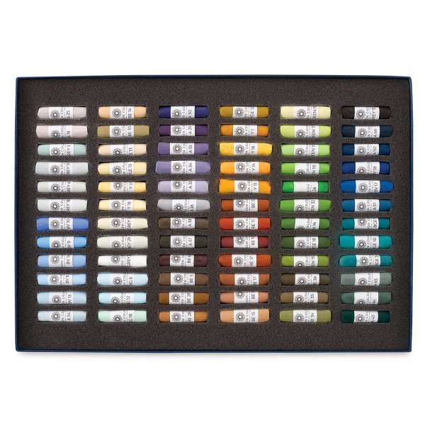 Landscape Colors, Set of 72