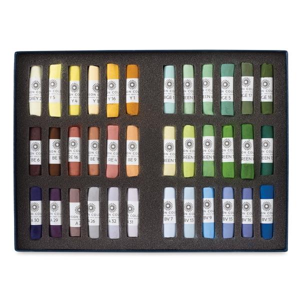 Landscape Colors, Set of 36