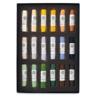 Landscape Colors, Set of 18