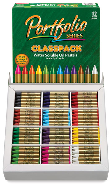 Classpack of 300 in 12 Colors