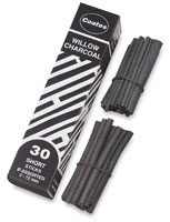 Coates Premium Artist's Willow Charcoal
