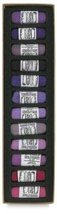 Purple/Violet, Set of 12