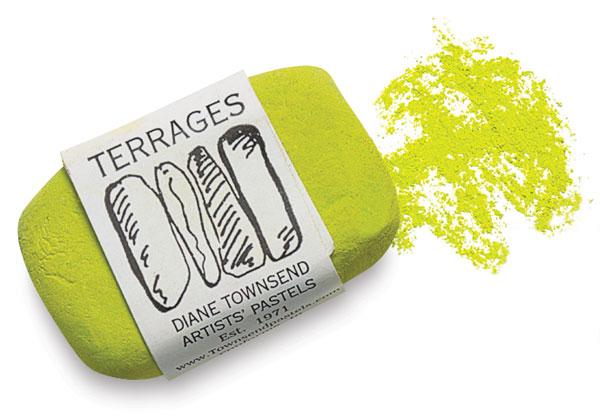 Terrages Pastel